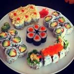 Ingko Sushi in Winnipeg