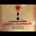 Young Sing Chinese Restaurant in Flint