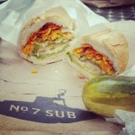 No. 7 Sub in New York