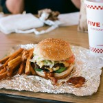 Five Guys Burgers And Fries in Peabody