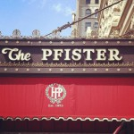 Cafe Pfister in Milwaukee