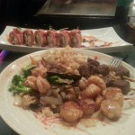 Oi Shii Sushi & Japanese Steakhouse in Fort Worth