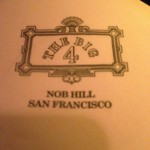Big 4 in San Francisco, CA