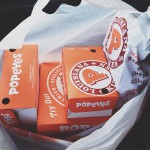 Popeye's Chicken in Rayne, LA