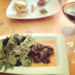 La Cigale French Bistro in Vancouver, BC
