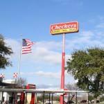 Checkers Drive-In in Lafayette
