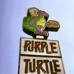 Purple Turtle in Pleasant Grove
