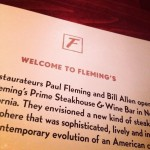 Fleming's Prime Steakhouse and Wine Bar in Peoria