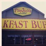 Flapjack's Restaurant in Springdale