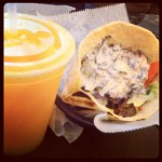 Mamoun's Falafel in Hoboken