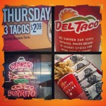 Del Taco in Citrus Heights, CA