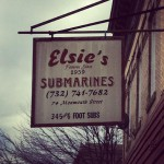 Elsie's Sub Shop in Red Bank