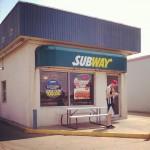 Subway Sandwiches in Sikeston