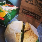 Bruegger's Bagel Bakery in Tucson