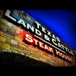 Texas Land and Cattle Steak House in Frisco
