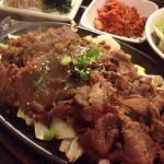 Korean Kitchen Hibachi Barbeque in Los Angeles