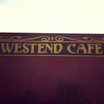 West End Cafe in Winston Salem, NC