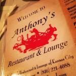 Anthony's Restaurant & Lounge in Kansas City, MO