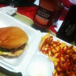 Big Burger V in Houston
