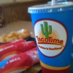 Taco Time in Draper