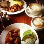 Vees Cafe in Los Angeles