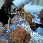 Five Guys in West Valley City