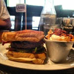 Luxe Burger Bar in Providence