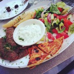 Santorini Taverna in Fort Lee