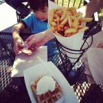 Bruges Waffles and Frites in Salt Lake City, UT