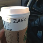 Starbucks Coffee in Hanford