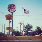 Church's Fried Chicken in El Paso