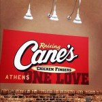 Raising Canes in Athens
