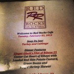 Red Rocks Cafe Bar and Bakery in Charlotte, NC