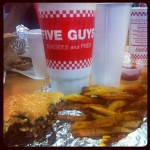 Five Guys Burgers and Fries in Plano