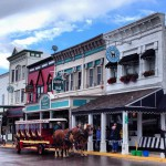 Seabiscuit Cafe in Mackinac Island