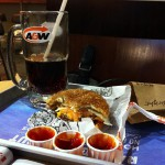 A&W in Vancouver, BC