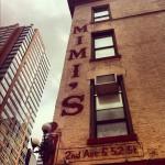 Mimi's Restaurant in New York