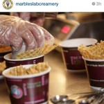 Marble Slab Creamery in Nashville, TN