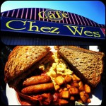 Cafe Chez Wes in Campbellton