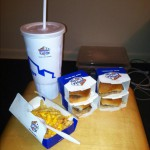White Castle in New Albany