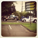 Subway Sandwiches in West Haven