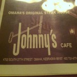 Johnny's Cafe in Omaha, NE