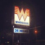 Whataburger in San Antonio