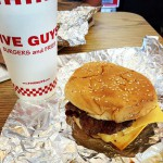 Five Guys Burgers and Fries in Nashua