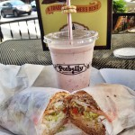 Potbelly Sandwich Shop in Chicago