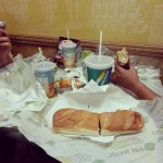 Subway Sandwiches in Bellflower