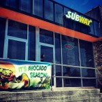 Subway Sandwiches in Belleville