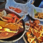 Joe's Crab Shack in San Francisco