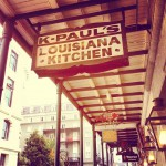 K-Paul's Louisiana Kitchen in New Orleans, LA