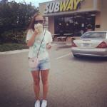 Subway Sandwiches in Myrtle Beach